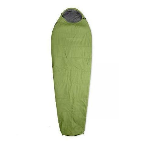 Летний спальный мешок Trimm Lite SUMMER, 185 R (зеленый, лазурный)