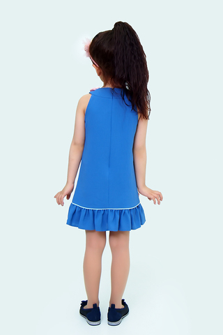 Платье детское (артикул 1Л5-6)