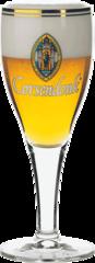 Набор из 6 бокалов для пива Corsendonk на высокой ножке, 330 мл, фото 1