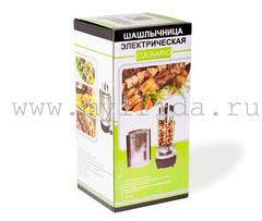 Электрическая шашлычница Culinario