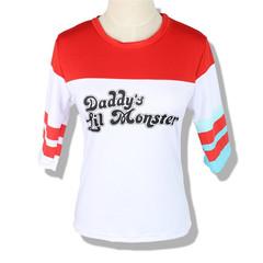 Футболка Харли Квинн Daddy's Lil Monster