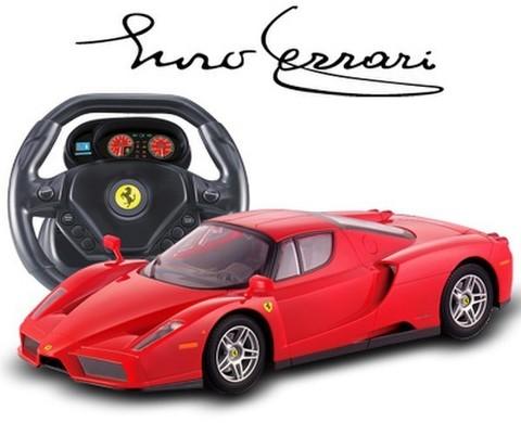 Радиоуправляемая машина MJX Ferrari Enzo 1:14 + гироруль - MJX-3502A