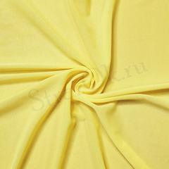 Оптом купить сетку-стрейч в интернет-магазине желтую Yellow