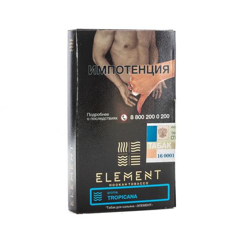 Табак Element (Вода) - Tropicana (Тропикана) 40 г
