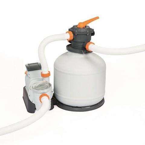 Фильтрационная установка Bestway 58486 FlowClear Песочная (9,8 м3/ч) / 20860