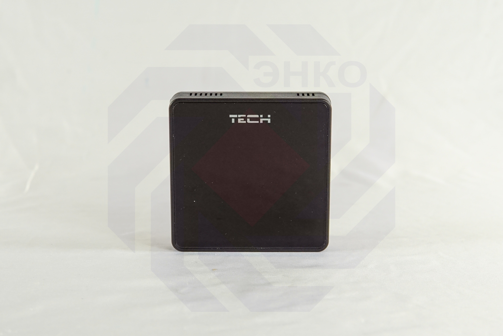 Датчик температуры комнатный TECH STEROWNIKI ST-C-8R черный