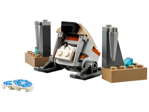 LEGO Chima: Лагерь Клана Саблезубых тигров 70232 — Saber Tooth Tiger Tribe — Лего Чима