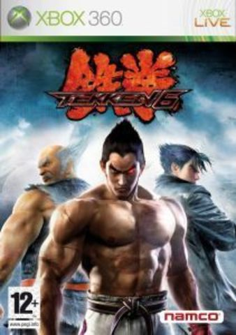 Tekken 6 (Xbox 360 - Xbox One/Series X, русская версия)