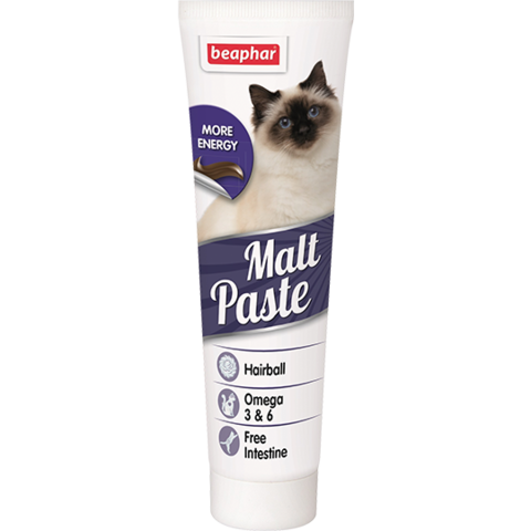 Beaphar Malt Paste (мальт-паста) для кошек 100 г