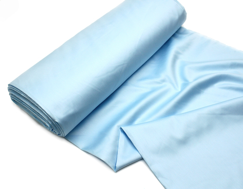 Голубой(сатин класса люкс,60s),250 см