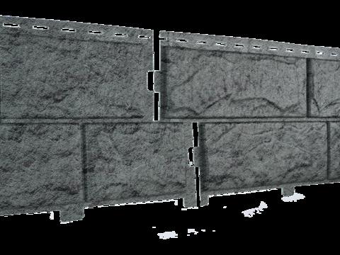 Сайдинг Ю пласт Стоун Хаус изумрудный камень 3025х225 мм