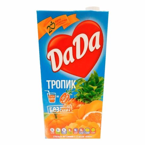 Нектар DA-DA Тропик б/сахара 1,9 л КАЗАХСТАН