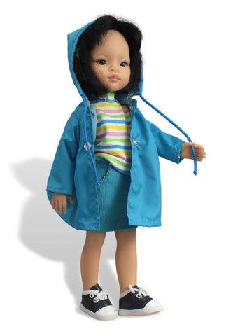 Комплект с сарафаном - На кукле. Одежда для кукол, пупсов и мягких игрушек.