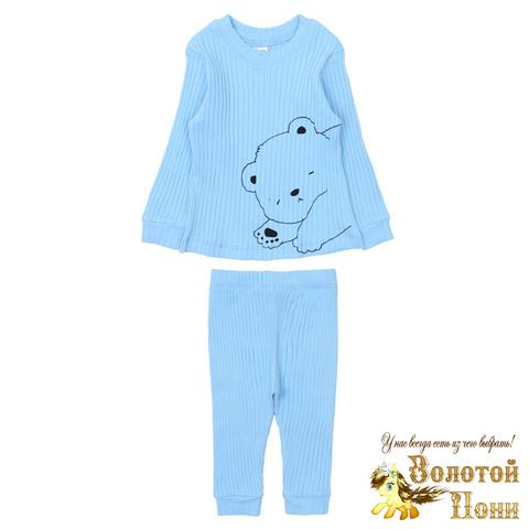 Пижама хлопок мальчику (74-98) 211017-OP1302.2