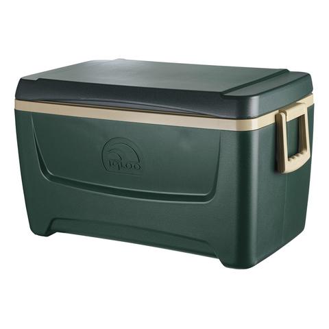Изотермический контейнер (термобокс) Igloo Island Breeze 48 (45 л.), зеленый