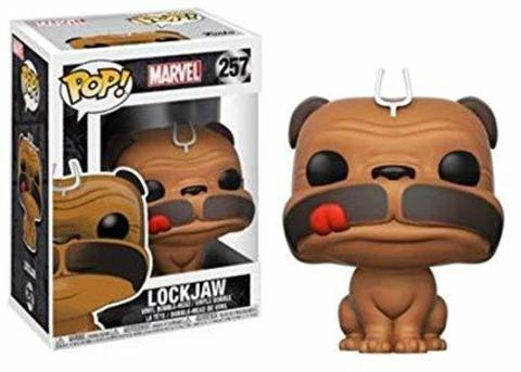 Lockjaw Funko Pop! || Локджо