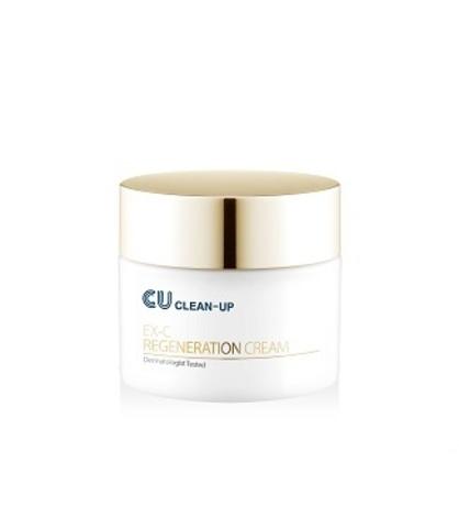Регенерирующий Крем CLEAN-UP EX-C Regeneration Cream