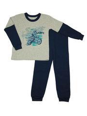Пижама с длинным рукавом для мальчика 274