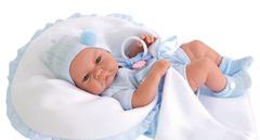 JUAN ANTONIO munecas Кукла младенец Жозе, 42 см (5070B)