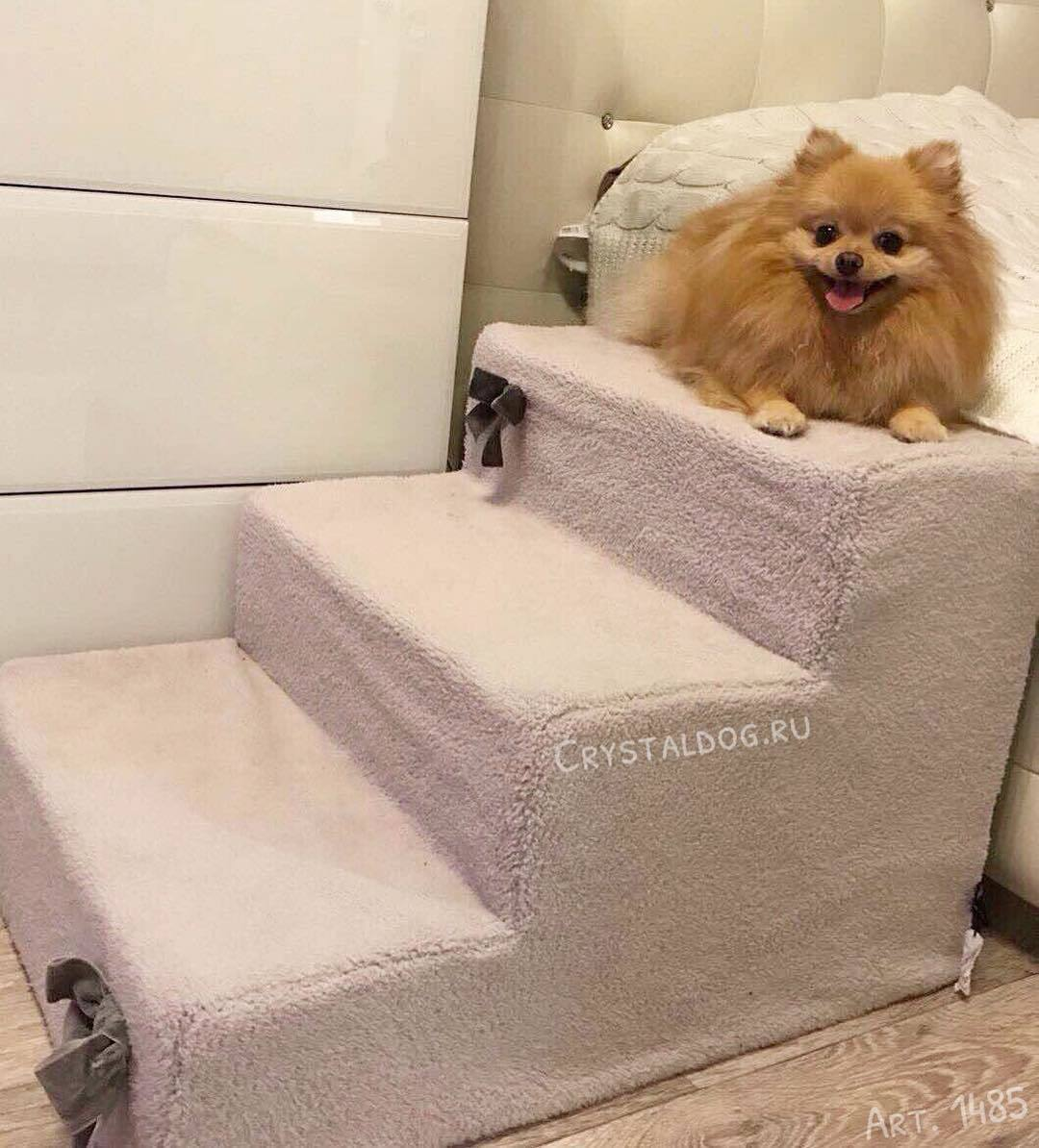 1485 LD - Лестница для собак