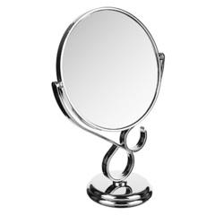 Зеркало настольное круглое