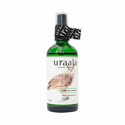 Масло гидрофильное, для жирной кожи URA'ALA, 100 мл