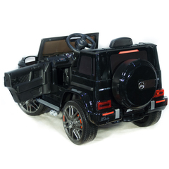 Электромобиль Mercedes-Benz G63 AMG BBH-0002
