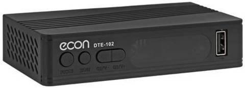 Цифровой приемник Econ DTE-102