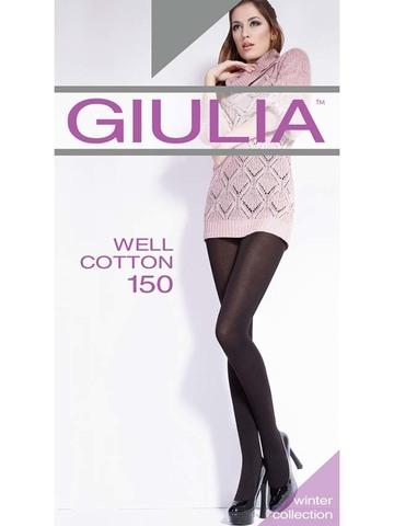 Женские колготки Well Cotton 150 Giulia