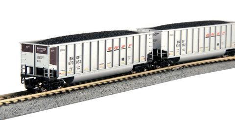 Состав угольных вагонов Kato BethGon Coalporter