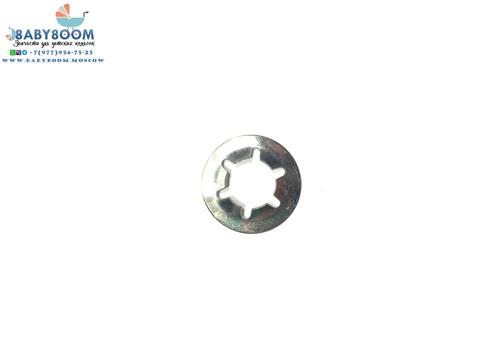Cтопорная шайба (кольцо) диаметр отверстия 5 мм