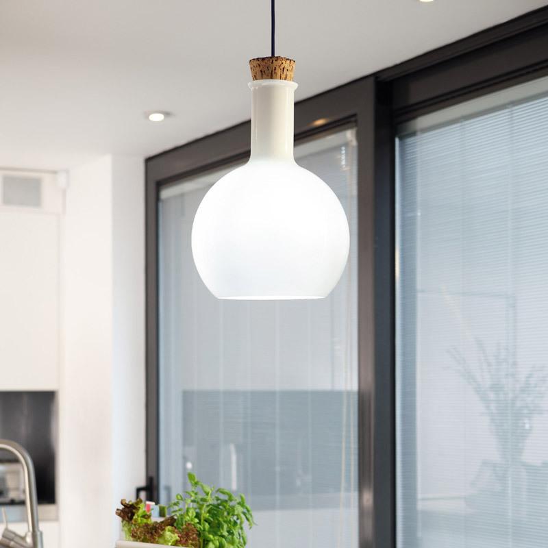 Подвесной светильник копия Labware Conical by Benjamin Hubert