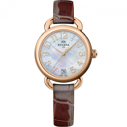 Часы женские Silvana SR33QRR15CB Sincelo