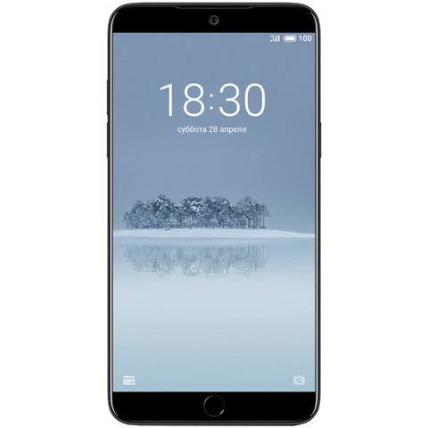 Meizu 15 64Gb+4Gb Black (M881H)
