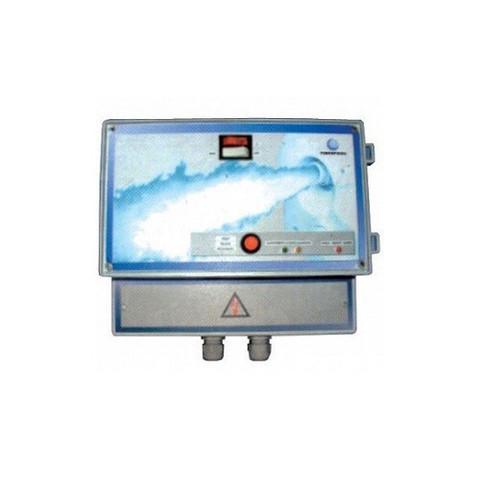Панель управления аттракционами с пневмопускателем FIberpool VC045 / 12734