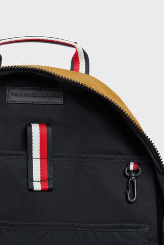 Мужской горчичный рюкзак TH ESTABLISHED Tommy Hilfiger