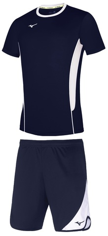 Форма волейбольная MIZUNO Authentic High Kyu Tee- Myou Short V2EB7001(14) V2EA7002(14).