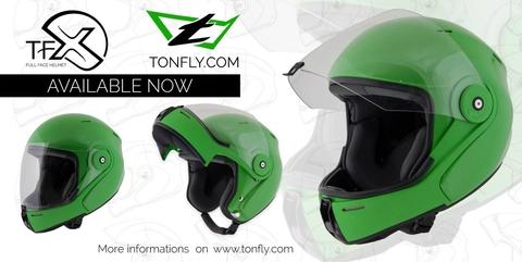 Шлем Tonfly TFX