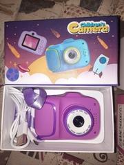 Детский фотоаппарат розовый NEW