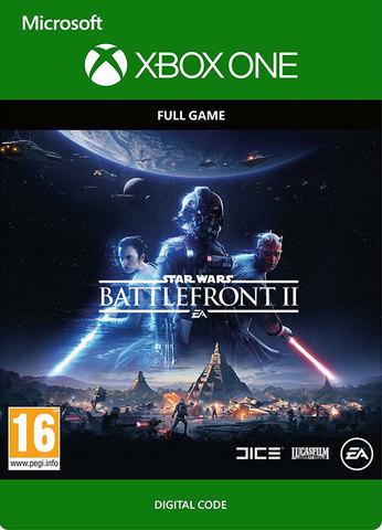 Star Wars: Battlefront II (Xbox One/Series S/X, цифровой ключ, русские субтитры)