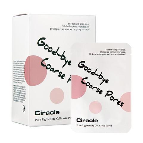 Ciracle Pore Tightening Cellulose Patch маска-салфетка для сужения пор