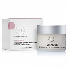 Holy Land VITALISE Overnight Moisturizer Cream крем 50 мл