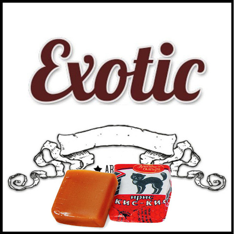 Ароматизатор Exotic  Ириска
