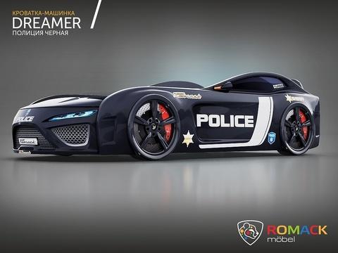 Кровать-машина Romack Dreamer Полиция