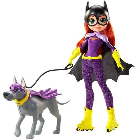 Бэтгёрл и Эйс Бэт-Гончая. Перевыпуск DC Super Hero