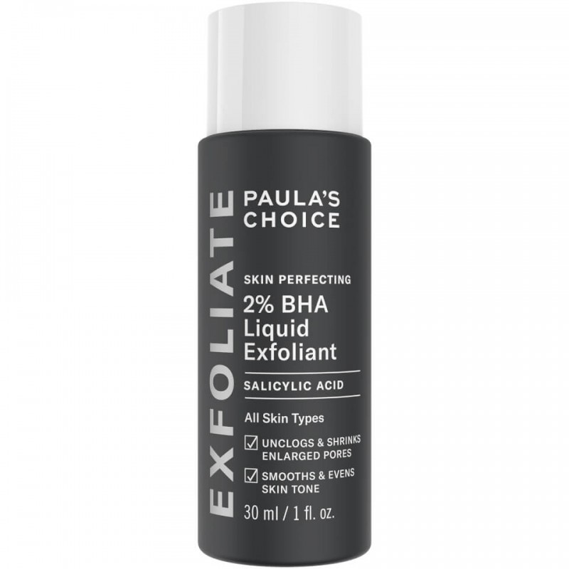 Эксфолиант Paula's Choice 2% BHA для всех типов кожи  30 мл