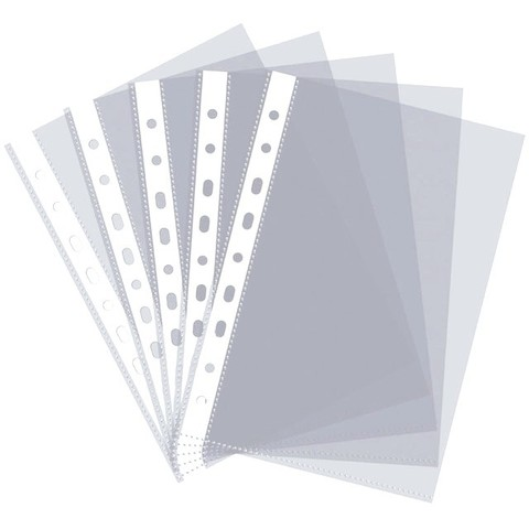 Канцтовары noname Файл А4, 80мкр. - купить в компании MAKtorg