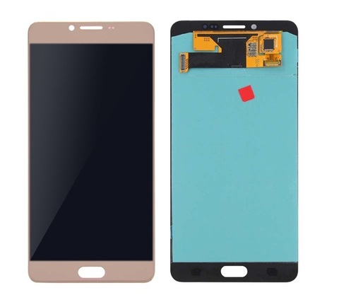 LCD SAMSUNG C900 C910 C9 Pro + Touch Gold (TFT Backlight Adjustment) MOQ:10