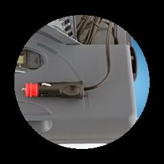 Купить Термоэлектрический автохолодильник Ezetil E 27 N LCD от производителя недорого.