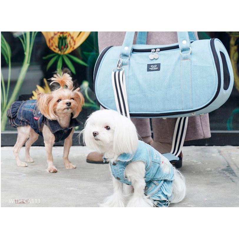 460 PA - Джинсовый жилет для собак